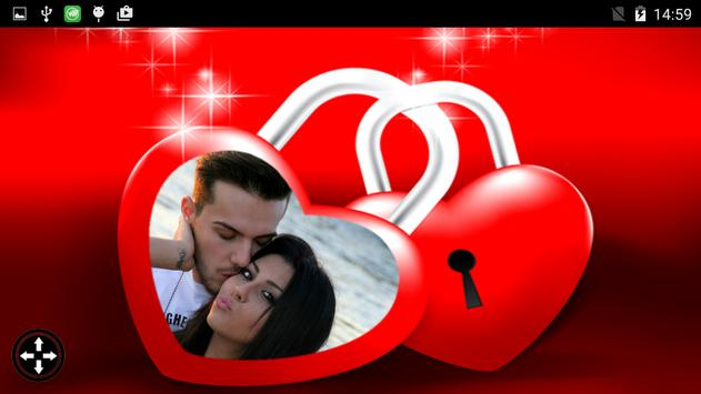 Romantic Photo Frames apk screenshot