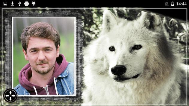 Wolf Photo Frames apk screenshot