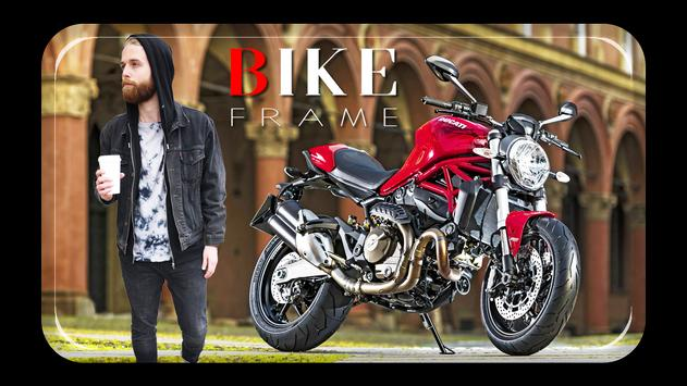 Bike Photo Frame screenshot 6