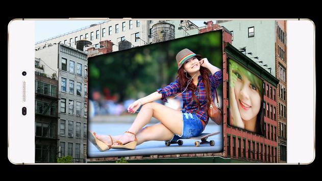 Bill Board Photo Frame screenshot 4