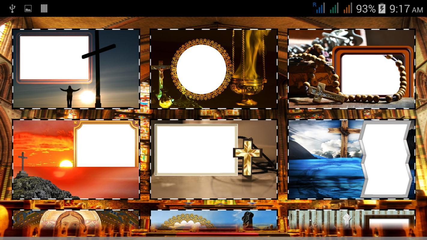Christentum Bilderrahmen APK-Download - Kostenlos Fotografie APP für ...