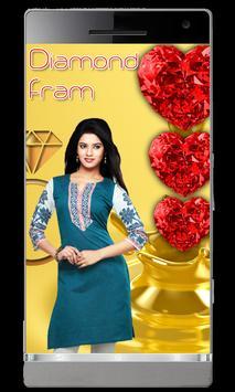Diamond Photo Frame screenshot 5