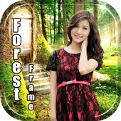 Photo Frame For Forest icon