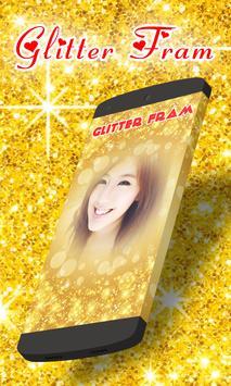 Glitter Photo Frame screenshot 1