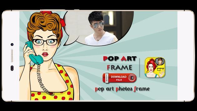 PopArt Photo Frame screenshot 4