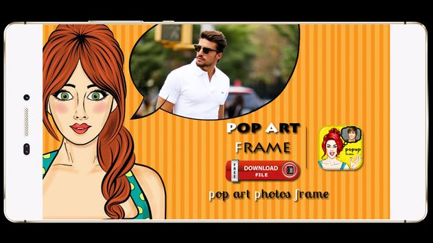PopArt Photo Frame screenshot 9