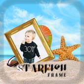 Starfish Photo Frame icon