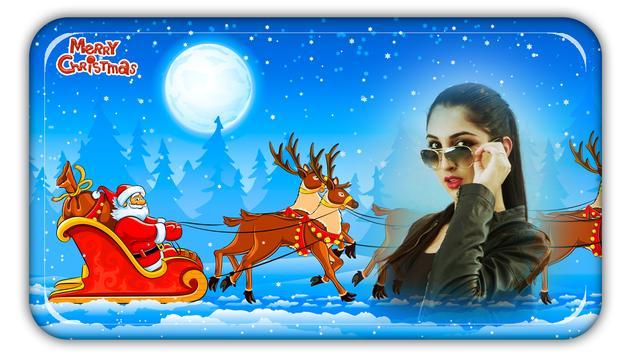 Christmas Photo Frames, Effects & Cards Art screenshot 3