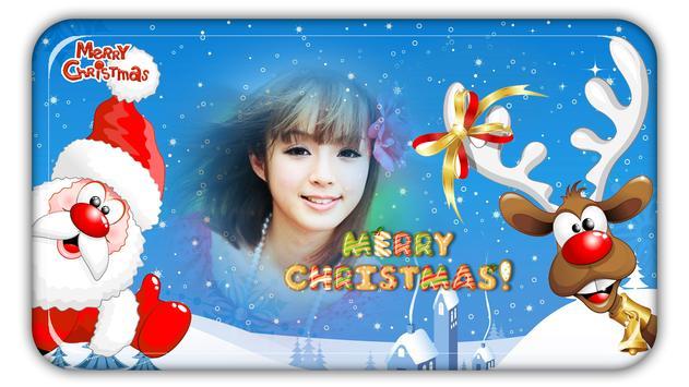 Christmas Photo Frames, Effects & Cards Art screenshot 6