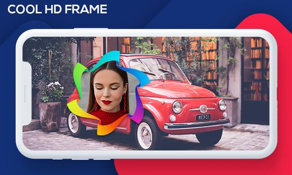 Classic Car Photo Frames poster