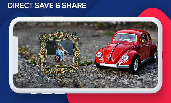 Classic Car Photo Frames screenshot 2