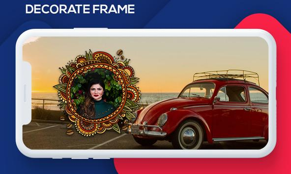 Classic Car Photo Frames screenshot 3