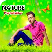 Nature Photo Editor icon
