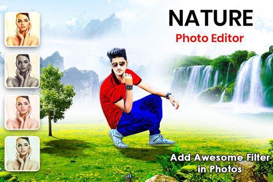 Nature Photo Editor screenshot 2
