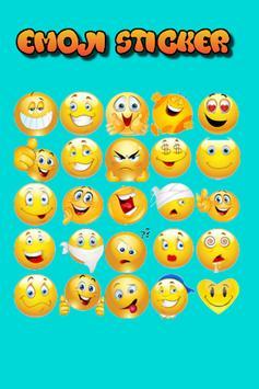 Emoji Fun Camera Photo Sticker : Emoticons Pro poster