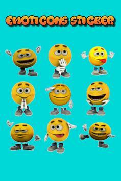 Emoji Fun Camera Photo Sticker : Emoticons Pro screenshot 1