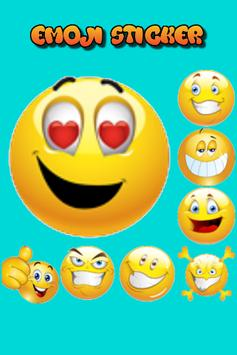 Emoji Fun Camera Photo Sticker : Emoticons Pro screenshot 2