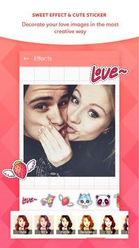 Love Photo Frame Collage Maker poster
