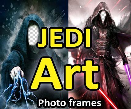 Jedi Photo Editor Lightsaber Art Photo Frames screenshot 1