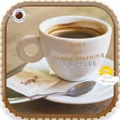 Name On Good Morning Pics icon