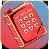 Love Secret Diary icon