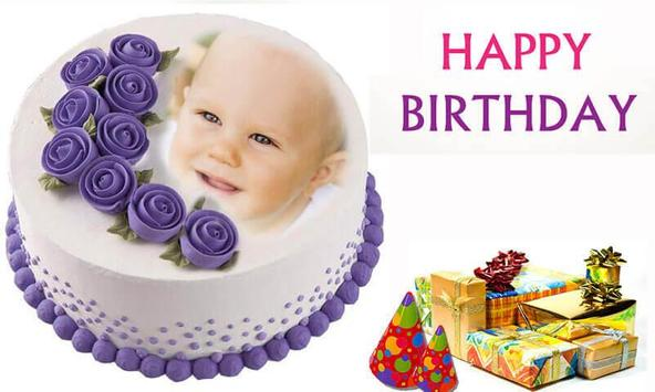 Birthday Cake Photo Frame APK Download - Free Photography APP for ...