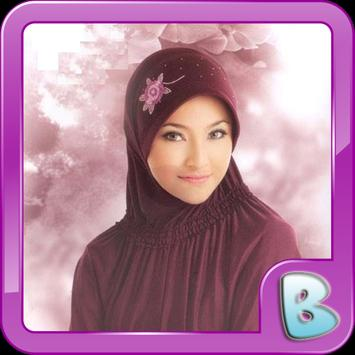 Camera Hijab Selfie Pro poster