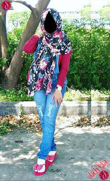 Camera Hijab Selfie Pro apk screenshot