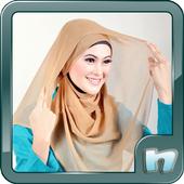 Camera Hijab Stylish Suit icon