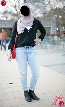 Camera Hijab Stylish Suit apk screenshot