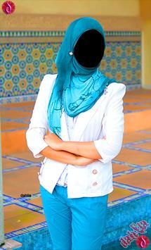 Camera Hijab Style Pro apk screenshot