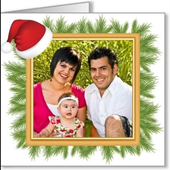 Photo Insert Christmas Cards icon