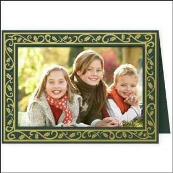 Photo Insert Christmas Cards poster