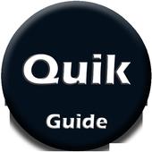 Free Guide Quik Videos Editors icon