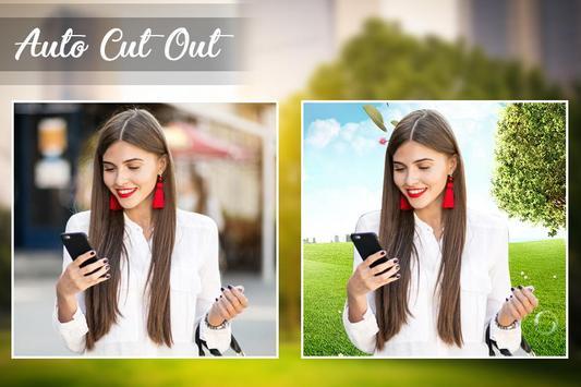 Auto Cut Paste : Photo Background Changer screenshot 1