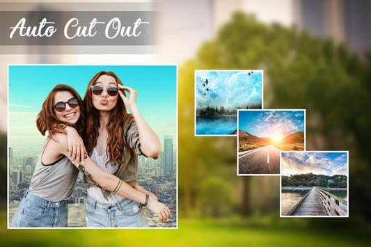 Auto Cut Paste : Photo Background Changer screenshot 2