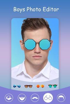 Boy Photo Editor screenshot 3