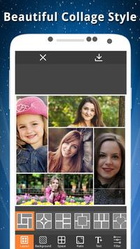 Photo Collage Editor screenshot 1