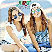 Photo Art Effect Pic Editor icon