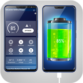 New Fast Battery charger - Fast Charging icon