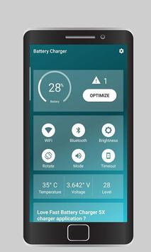 New Fast Battery charger - Fast Charging screenshot 1