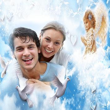 Heaven Photo Frame screenshot 3