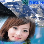 Nature Photo Frame.free Photo Frames. icon