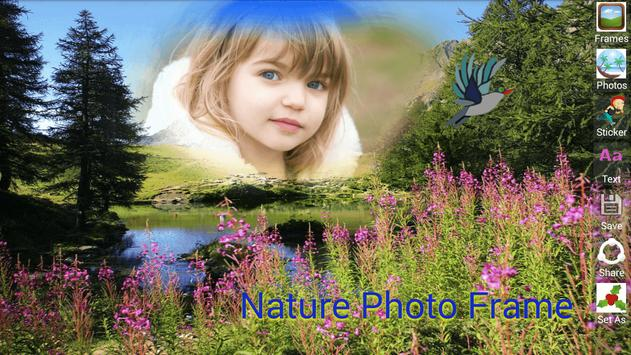 Nature Photo Frame.free Photo Frames. apk screenshot