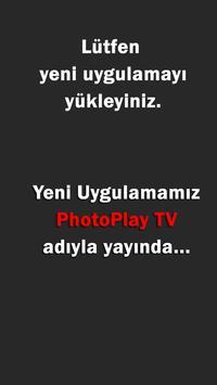 PhotoPlay TV ESKI UYGULAMA apk screenshot