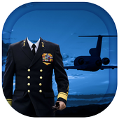 Army Suit Photo icon