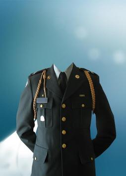 Army Suit Photo poster