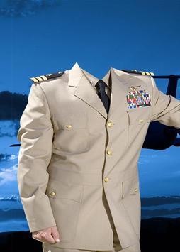 Army Suit Photo apk screenshot