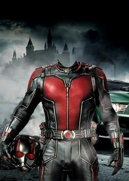 Superhero Suits Photo poster