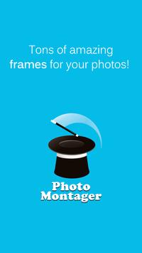 PhotoMontager - Photo montages poster
